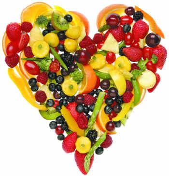 Five Heart Healthy Foods